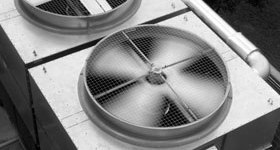 Installation and service of air ventilation, air-conditioning and cooling systems (HVAC)